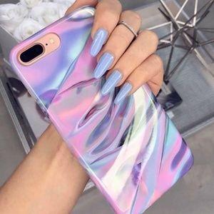 Accessories - Purple Wave Case